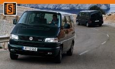 Chiptuning Volkswagen  Transporter T4 (Caravelle/Multivan/Eurovan) (1990 - 2003)