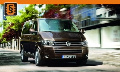 Chiptuning Volkswagen  Transporter T5 (Caravelle/Multivan/Eurovan) (2003 - 2015)