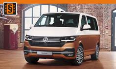 Chiptuning Volkswagen  Transporter T6.1 (Caravelle/Multivan/Eurovan) (2019 >)