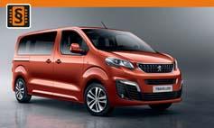 Chiptuning Peugeot  Traveller