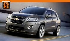 Chiptuning Chevrolet  Trax