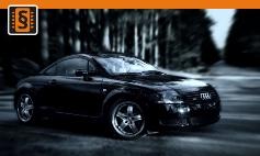 Chiptuning Audi  TT 8N (1997 - 2006)