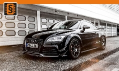 Chiptuning Audi  TTRS