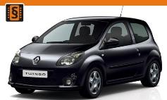 Chiptuning Renault  Twingo II (2007 - 2014)