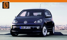 Chiptuning Volkswagen  up!