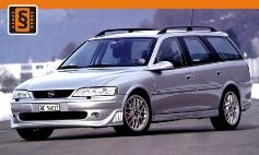 Chiptuning Opel  Vectra B (1995 - 2002)