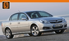 Chiptuning Opel  Vectra C (2002 - 2009)