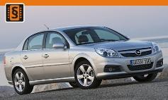 Chiptuning Opel  Vectra C (2002 - 2009)