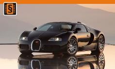 Chiptuning Bugatti  Veyron EB 16.4