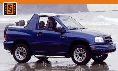 Chiptuning Suzuki  Vitara / Grand Vitara II (1998 - 2006)