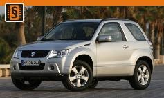 Chiptuning Suzuki  Vitara / Grand Vitara III (2005 >)