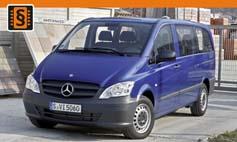 Chiptuning Mercedes-Benz  Vito II (W639)