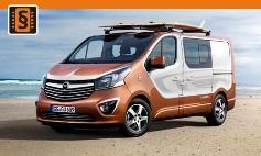 Chiptuning Opel  Vivaro B (2014 >)