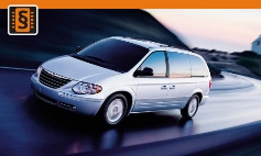 Chiptuning Chrysler  Voyager / Grand Voyager