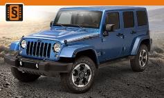 Chiptuning Jeep  Wrangler (JK)