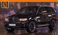 Chiptuning BMW  X5-series E53 (2000 - 2006)