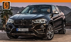 Chiptuning BMW  X6-series F16 (2014 >)