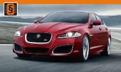 Chiptuning Jaguar  XF