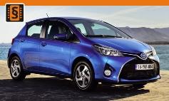 Chiptuning Toyota  Yaris III (2011 >)