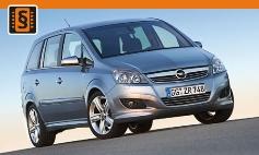 Chiptuning Opel  Zafira B