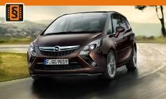 Chiptuning Opel  Zafira Tourer C