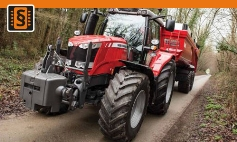 Chiptuning Massey Ferguson  6000 Series