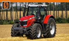 Chiptuning Massey Ferguson  8000 Series