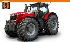 Chiptuning Massey Ferguson  9000 Series
