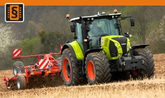 Chiptuning Claas  Arion
