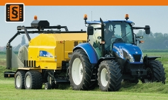 Chiptuning New Holland  T5