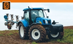Chiptuning New Holland  T6000