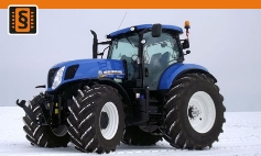 Chiptuning New Holland  T7