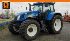 Chiptuning New Holland  TVT