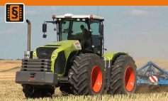 Chiptuning Claas  Xerion