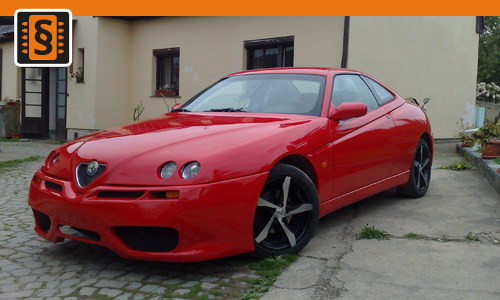 Chiptuning Alfa Romeo GTV 3.0 24V 166kw (226hp)