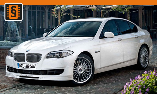 Chiptuning Alpina B5 4.4 V8 Bi-Turbo 368kw (500hp)