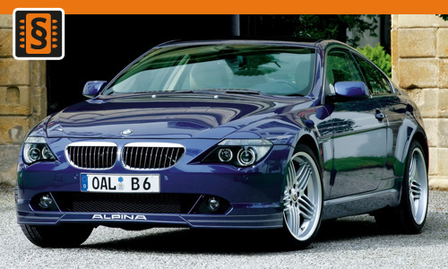 Chiptuning Alpina B6 S 4.4 V8 Bi-Turbo 390kw (530hp)