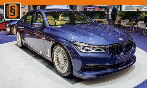 Chiptuning Alpina B7 B Bi-Turbo 397kw (540hp)