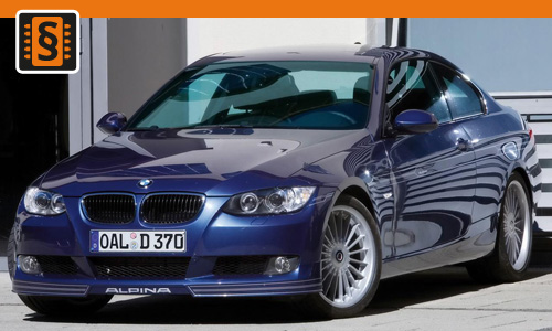 Chiptuning Alpina D3 2.0d  157kw (214hp)