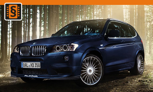 Chiptuning Alpina XD3 XD3 Bi-Turbo 257kw (350hp)