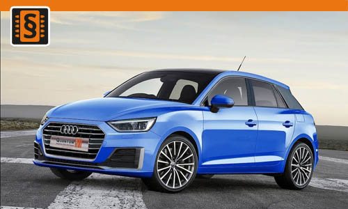 Chiptuning Audi A1 35 TFSI (1.5) 110kw (150hp)