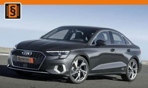 Chiptuning Audi A3 40 TFSI (2.0) 140kw (190hp)