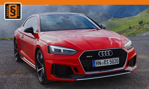 Chiptuning Audi RS5 2.9 TFSI 331kw (450hp)