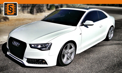 Chiptuning Audi A5 3.0 TDI 155kw (211hp)