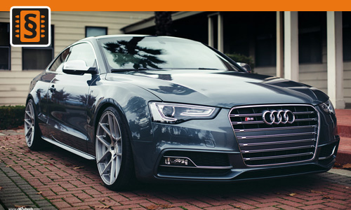 Chiptuning Audi A5 2.0 TDI 125kw (170hp)
