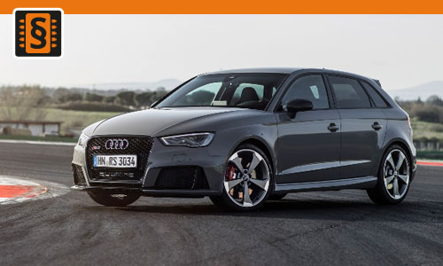 Chiptuning Audi RS3 2.5 TFSI 270kw (367hp)
