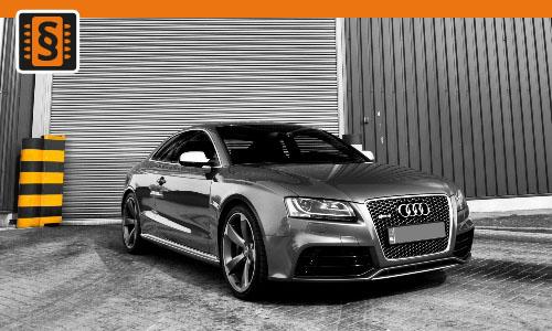 Chiptuning Audi RS5 4.2 V8 FSI 331kw (450hp)