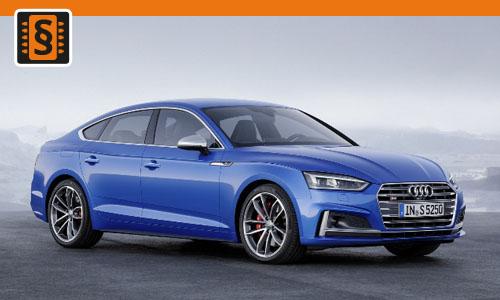 Chiptuning Audi S5 4.2 FSI 260kw (354hp)