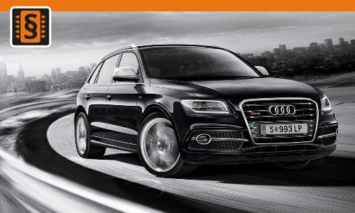 Chiptuning Audi SQ5 3.0 TDI 240kw (326hp)