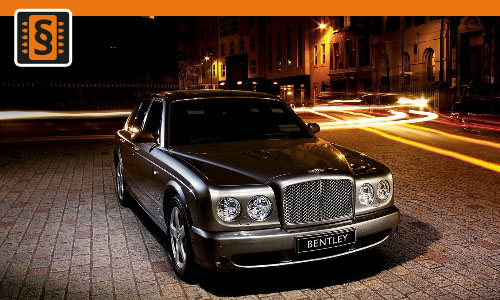 Chiptuning Bentley Arnage 6.8 V8 T 336kw (457hp)